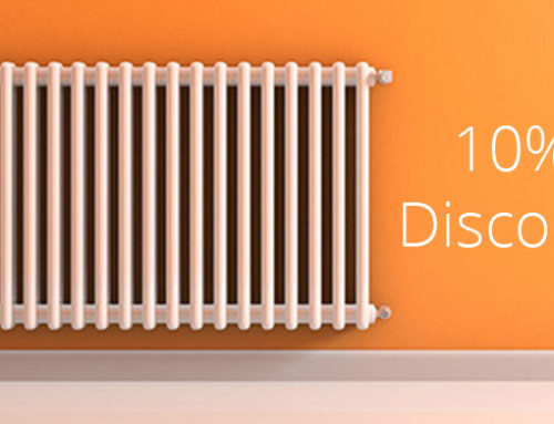 Beat the cold! 10% discount on your central heating service