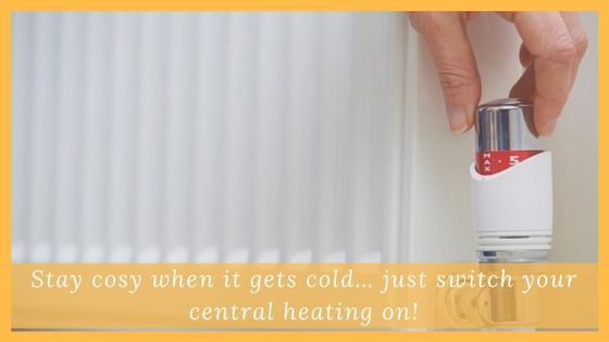 CENTRAL HEATING CYPRUS
